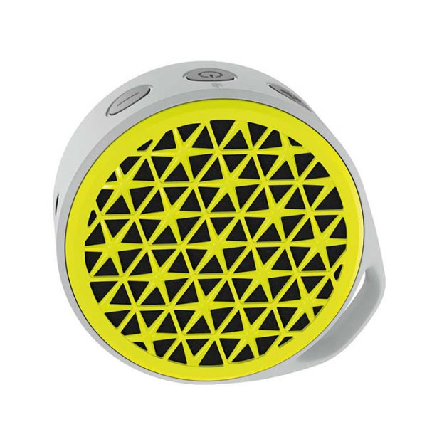 Loa Bluetooth Logitech X50 (Xám Vàng) 02