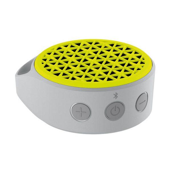 Loa Bluetooth Logitech X50 (Xám Vàng) 03