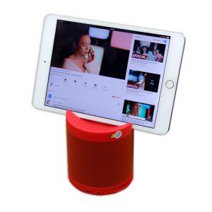 Loa Bluetooth HF-Q3 âm thanh Hifi cực chất tích hợp đế đỡ điện thoại 0