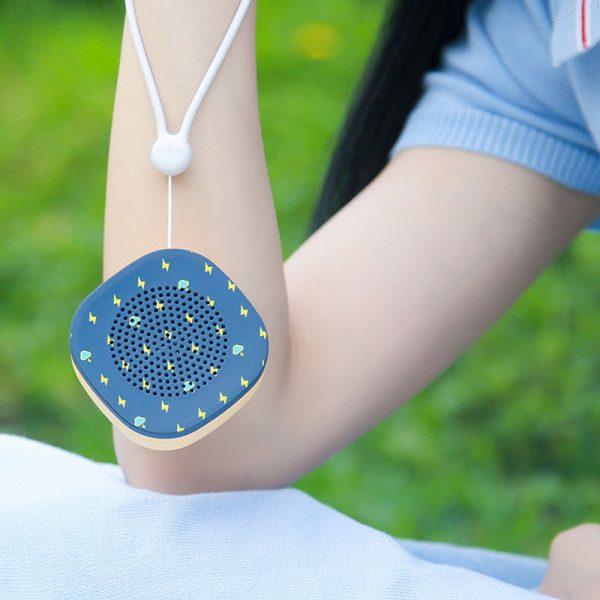 Loa Bluetooth Space Speaker Y2, Siêu nhỏ gọn, Âm thanh cực đỉnh 03