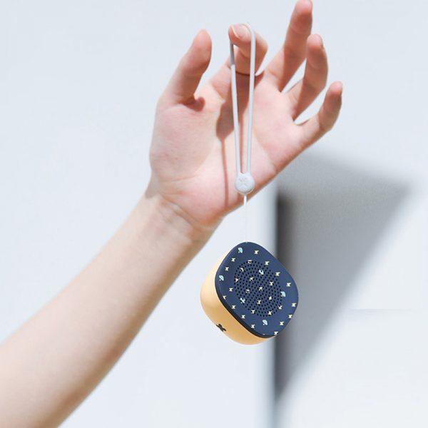 Loa Bluetooth Space Speaker Y2, Siêu nhỏ gọn, Âm thanh cực đỉnh 04