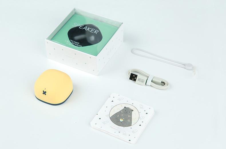Loa Bluetooth Space Speaker Y2, Siêu nhỏ gọn, Âm thanh cực đỉnh - phụ kiện