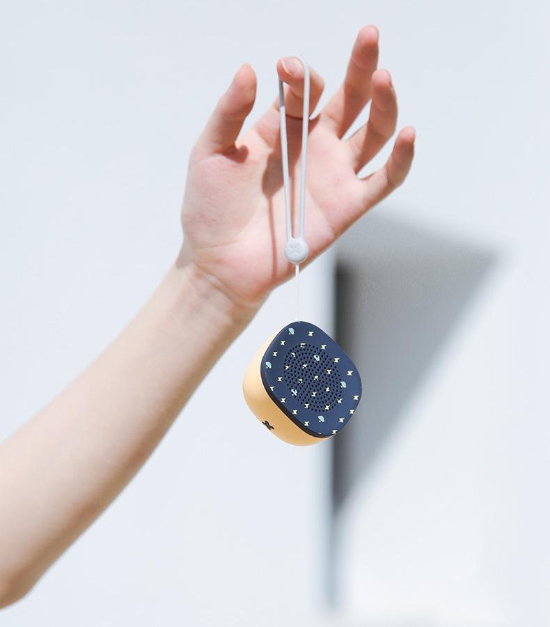 Loa Bluetooth Space Speaker Y2, Siêu nhỏ gọn, Âm thanh cực đỉnh - dễ di chuyển