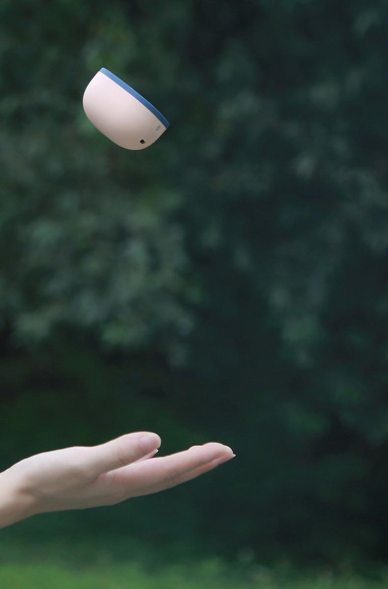 Loa Bluetooth Space Speaker Y2, Siêu nhỏ gọn, Âm thanh cực đỉnh - màu hồng