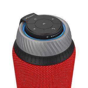 Loa Bluetooth Vidson D6 công suất 20W, âm thanh 360 độ mạnh mẽ 01