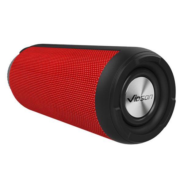 Loa Bluetooth Vidson D6 công suất 20W, âm thanh 360 độ mạnh mẽ 02