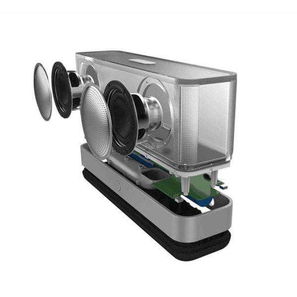 Loa Bluetooth Vidson I30 công suất 20W, thiết kế trong suốt độc đáo 02