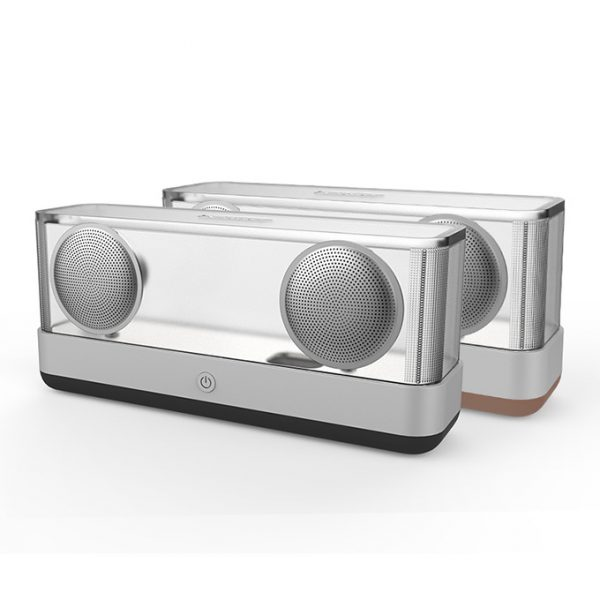 Loa Bluetooth Vidson I30 công suất 20W, thiết kế trong suốt độc đáo 03