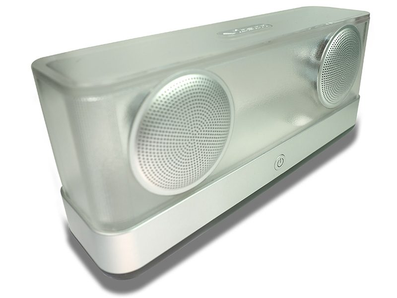 Loa Bluetooth Vidson I30 công suất 20W, thiết kế trong suốt độc đáo - loa