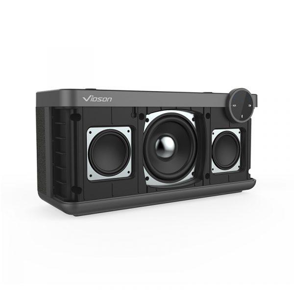 Loa Bluetooth Vidson V6 công suất 25W, âm thanh sống động, bass mạnh mẽ 05
