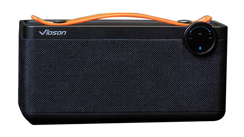 loa bluetooth vidson v6 cong suat 25w, am thanh song dong, bass manh me