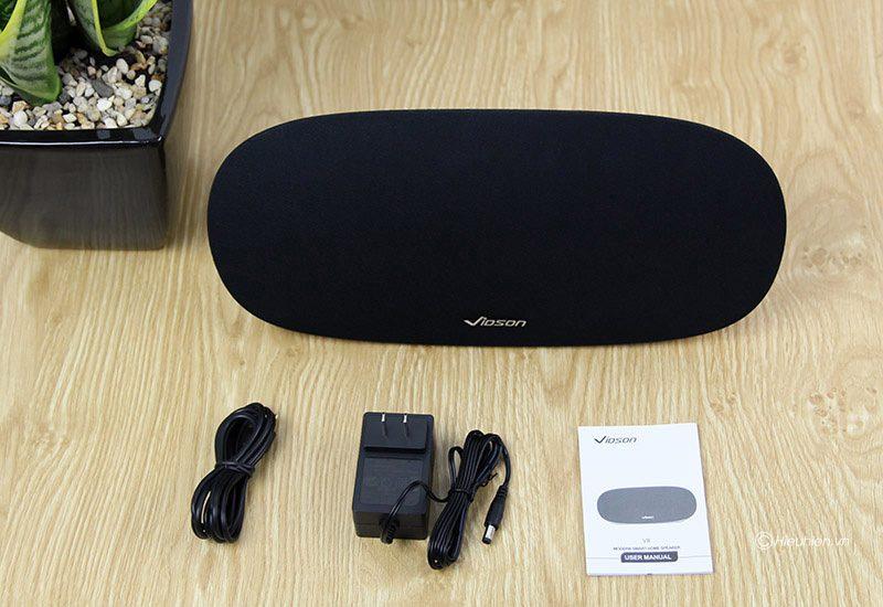 Loa Bluetooth Vidson V8 công suất 30W, âm thanh cao cấp, bass cực mạnh 10