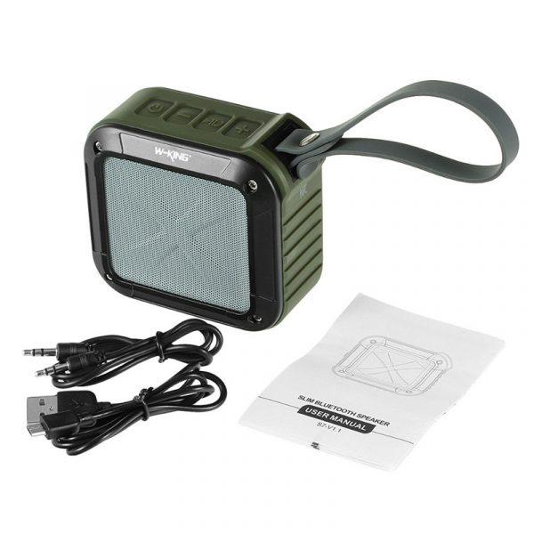 Loa Bluetooth W-King S7 chính hãng, giá tốt | Hieuhien.vn 11