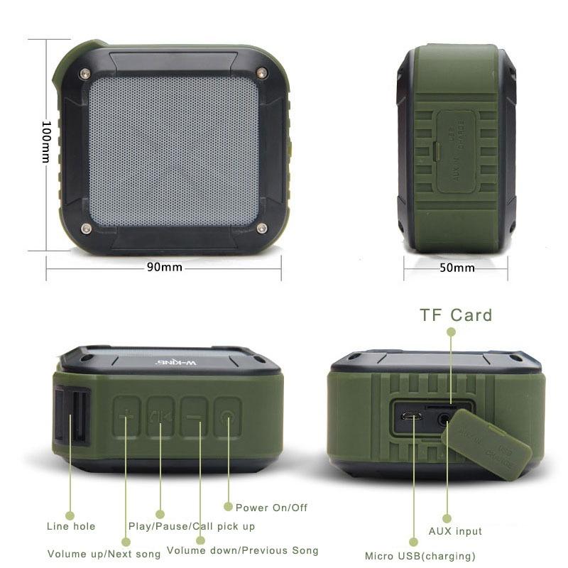 Loa Bluetooth W-King S7 chính hãng, giá tốt | Hieuhien.vn 17