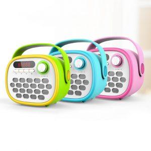 Loa Bluetooth W-King T1 Chính Hãng | Âm Thanh Hay - Chất Lượng Tốt 01