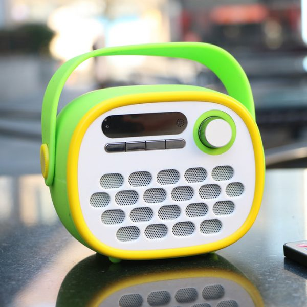 Loa Bluetooth W-King T1 Chính Hãng | Âm Thanh Hay - Chất Lượng Tốt 03