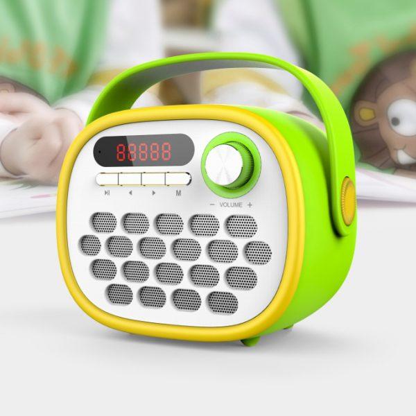 Loa Bluetooth W-King T1 Chính Hãng | Âm Thanh Hay - Chất Lượng Tốt 02