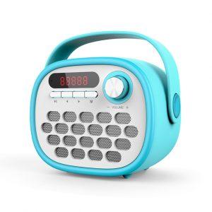 Loa Bluetooth W-King T1 Chính Hãng | Âm Thanh Hay - Chất Lượng Tốt 0