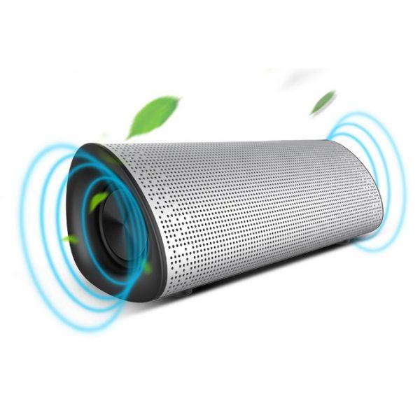 Loa Bluetooth W-King T5 - Thiết kế đẹp và độc đáo, âm thanh tốt, bass mạnh 05