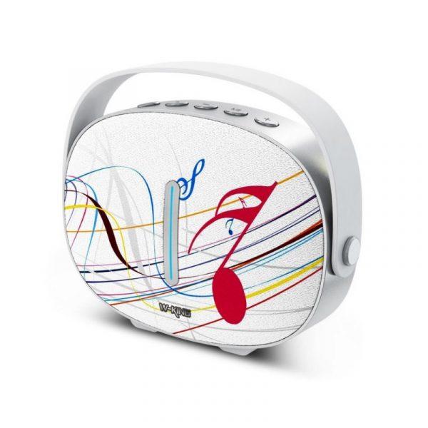 Loa Bluetooth W-King T6 Chính Hãng | Âm Thanh Hay - Chất Lượng Tốt 02