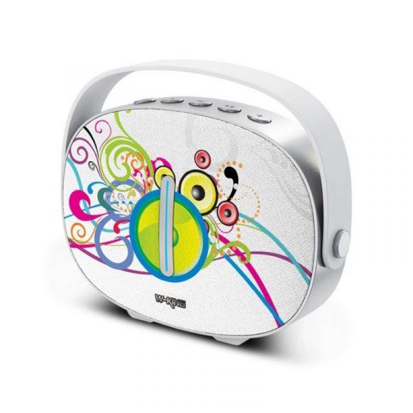 Loa Bluetooth W-King T6 Chính Hãng | Âm Thanh Hay - Chất Lượng Tốt 03