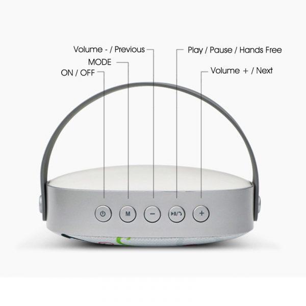 Loa Bluetooth W-King T6 Chính Hãng | Âm Thanh Hay - Chất Lượng Tốt 05