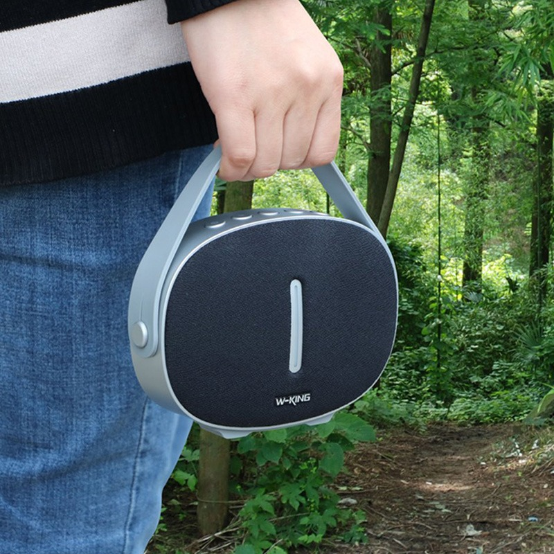 Loa Bluetooth W-King T6 Chính Hãng | Âm Thanh Hay - Chất Lượng Tốt 17