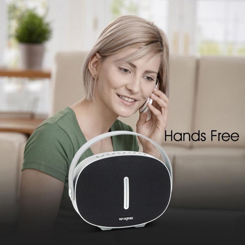Loa Bluetooth W-King T6 Chính Hãng | Âm Thanh Hay - Chất Lượng Tốt 10