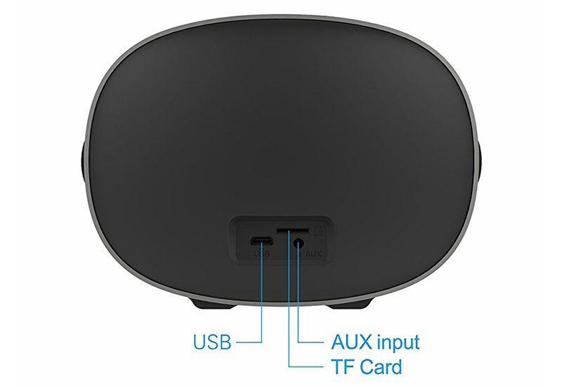Loa Bluetooth W-King T6 Chính Hãng | Âm Thanh Hay - Chất Lượng Tốt 12