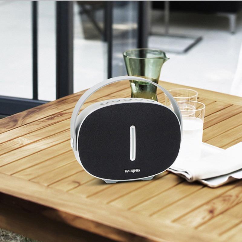 Loa Bluetooth W-King T6 Chính Hãng | Âm Thanh Hay - Chất Lượng Tốt 13