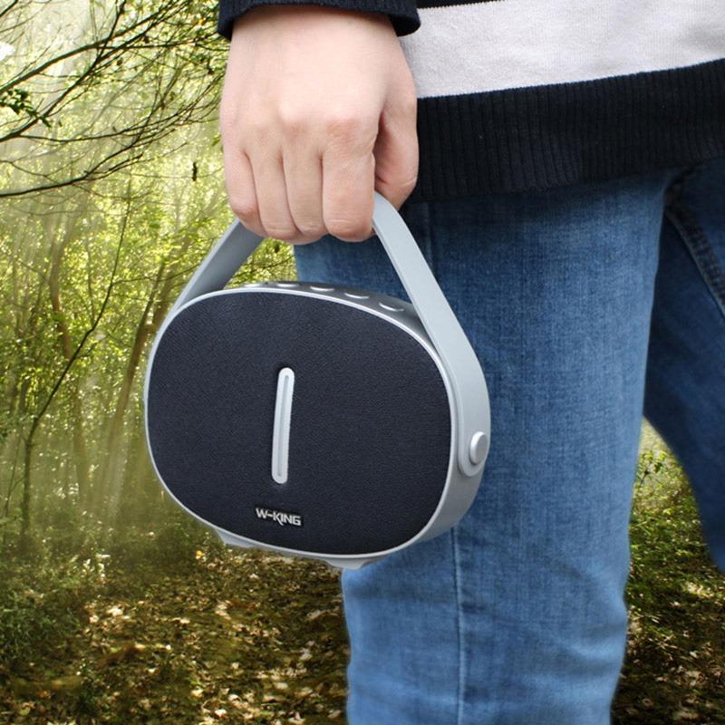 Loa Bluetooth W-King T6 Chính Hãng | Âm Thanh Hay - Chất Lượng Tốt 14