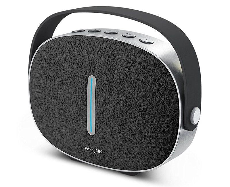 Loa Bluetooth W-King T6 Chính Hãng | Âm Thanh Hay - Chất Lượng Tốt 06