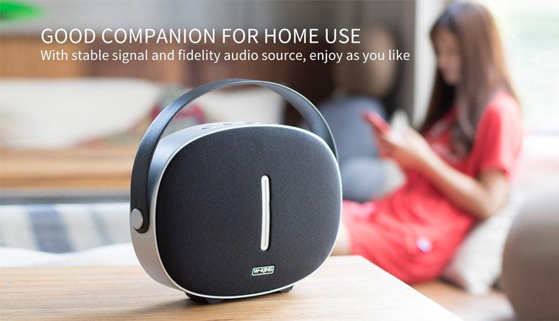 Loa Bluetooth W-King T8 công suất 30W, âm thanh mạnh mẽ, sống động 14
