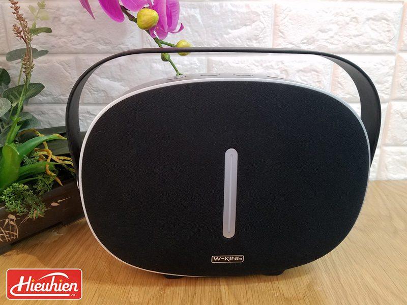 Loa Bluetooth W-King T8 công suất 30W, âm thanh mạnh mẽ, sống động 15