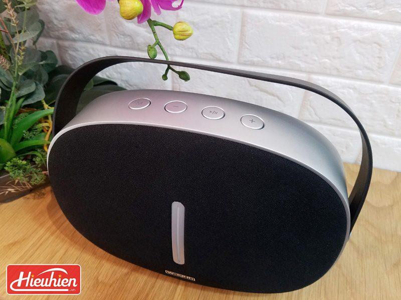 Loa Bluetooth W-King T8 công suất 30W, âm thanh mạnh mẽ, sống động 16
