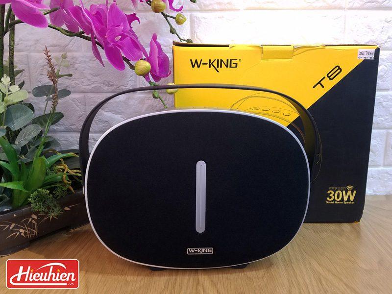 Loa Bluetooth W-King T8 công suất 30W, âm thanh mạnh mẽ, sống động 19