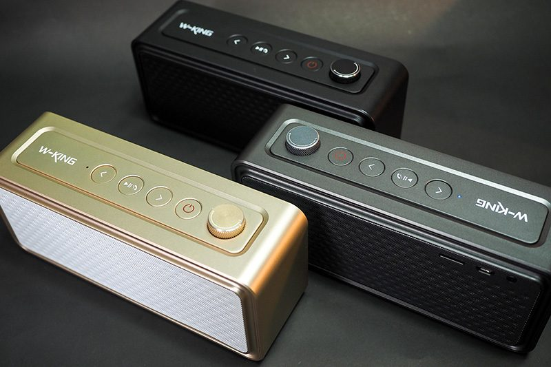 Loa Bluetooth W-King X9 - Công suất 20W, âm thanh cao cấp, bass cực mạnh 08