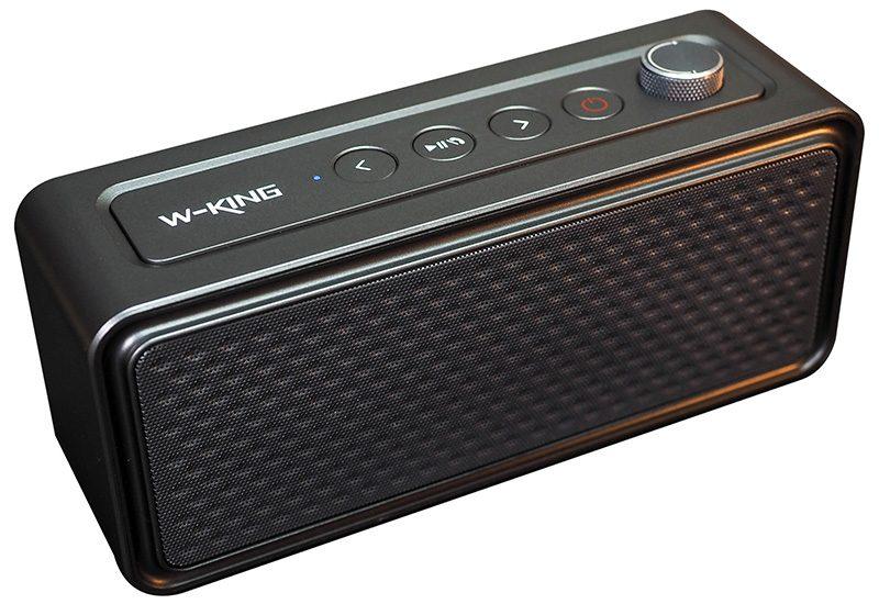 Loa Bluetooth W-King X9 - Công suất 20W, âm thanh cao cấp, bass cực mạnh 07