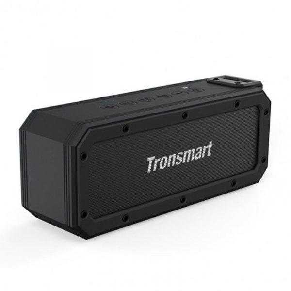 Loa Bluetooth Tronsmart Force + Plus Công Suất 40W, Kháng Nước IPX7