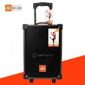 Loa Kéo JBZ NE-108, Hát Karaoke Di Động 01