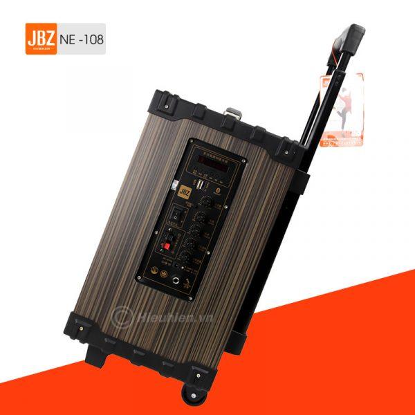 Loa Kéo JBZ NE-108, Hát Karaoke Di Động 03