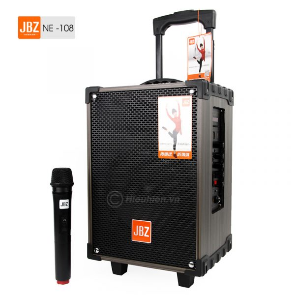 Loa Kéo JBZ NE-108, Hát Karaoke Di Động 0
