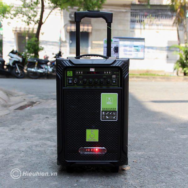 Loa kéo Karaoke SOK NE-502 120W 0