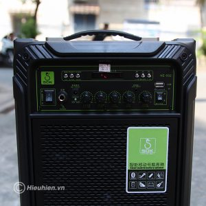 Loa kéo Karaoke SOK NE-502 120W 01