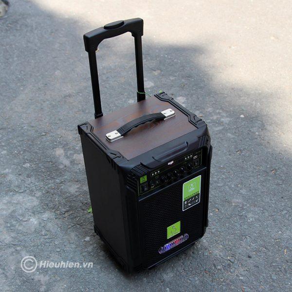 Loa kéo Karaoke SOK NE-502 120W 02