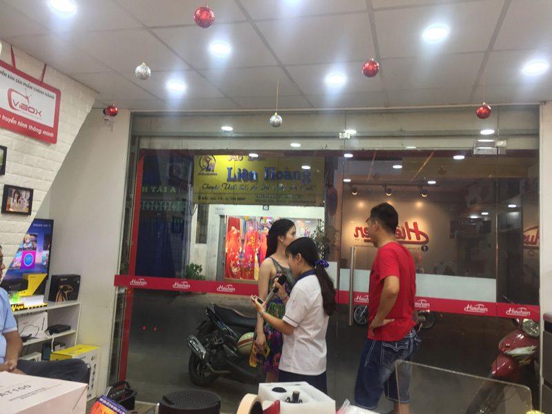 loa xách tay hát karaoke w-king k3 cực hay - thiết kế đẹp - khách hàng 02