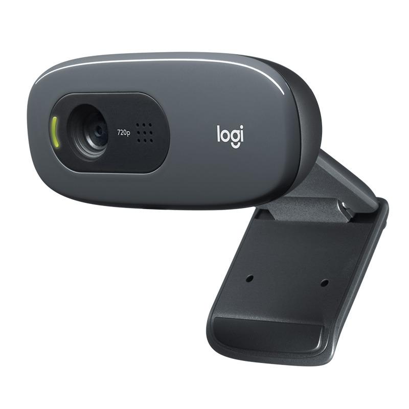 Logitech C270 HD Webcam cho Android TV Box, Laptop chính hãng, giá tốt