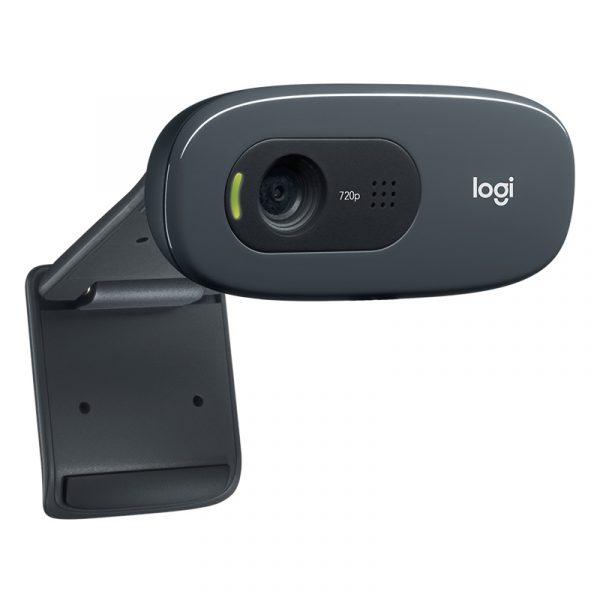 Logitech C270 HD Webcam cho Android TV Box, Laptop chính hãng, giá tốt - hình 02