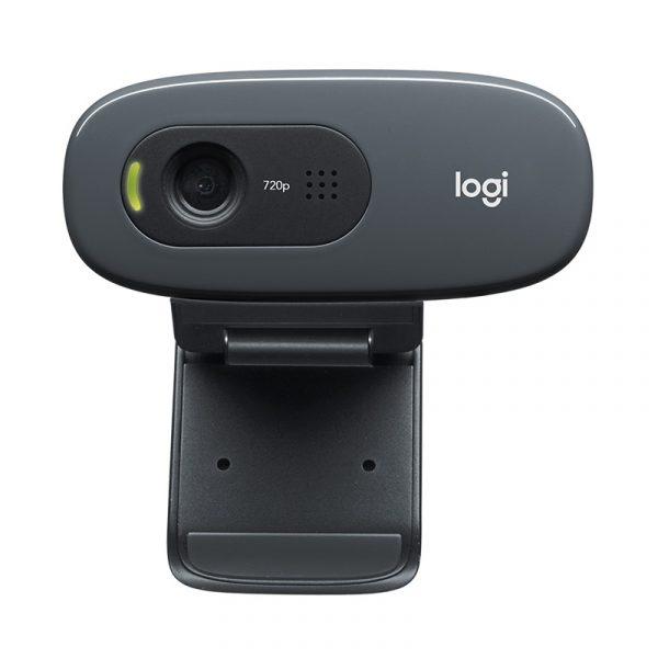 Logitech C270 HD Webcam cho Android TV Box, Laptop chính hãng, giá tốt - hình 03
