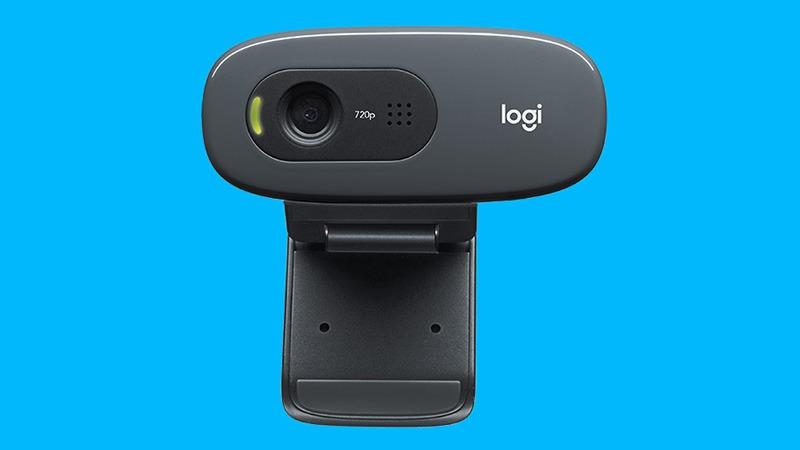 Logitech C270 HD Webcam cho Android TV Box, Laptop chính hãng, giá tốt - hình 07